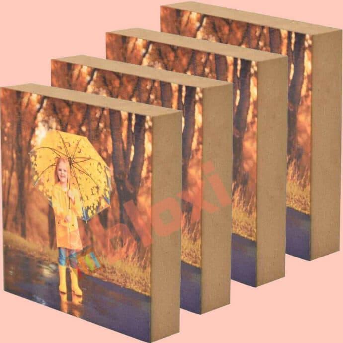 תמונות על עץ 4 ב 100 בלוקסי