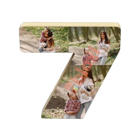 בלוק עץ מספר 7