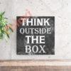 בלוק השראה Outside the box 17x17