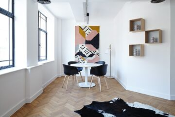 5 רעיונות מהממים לעיצוב הבית עם הדפסות על עץ